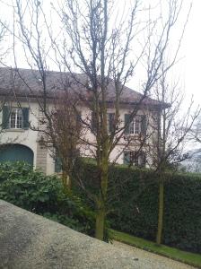 Villa Diodati in Geneva...